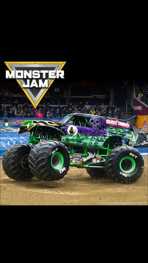 Monster Jam 2020 @ AT&T w/pit passes for Sale in Plano, TX