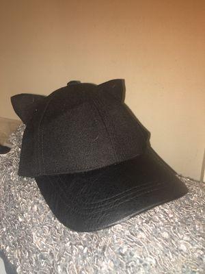 Cat ears hat for Sale in Kirkland, WA