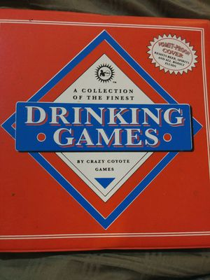Drinking and Other Adult Games for Sale in Pittsburgh, PA