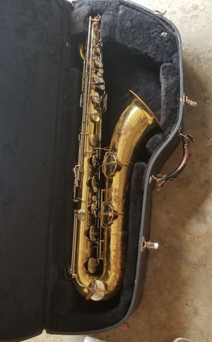 Vintage 1968 Conn 12m Baritone Saxophone for Sale in Gahanna, OH