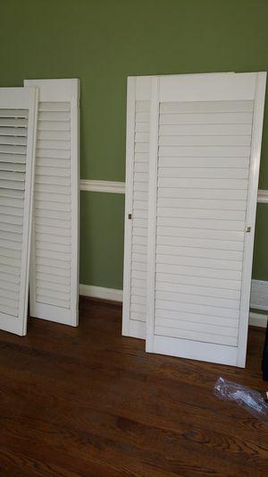 Interior doors, preferable used for windows for Sale in Atlanta, GA