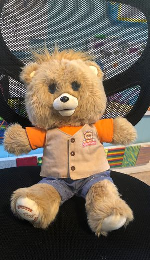 Teddy Ruxpin doll for Sale in Dunedin, FL