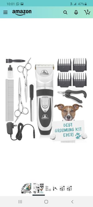Pet Grooming Kit 12 PC's for Sale in Carson, CA