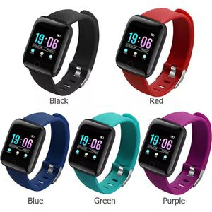 116 Plus Smart Watch Wristband Sports Fitness Blood Pressure Heart Rate for Sale in Jacksonville, AR