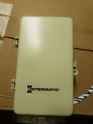 Intermatic manual timer box for Sale in Naples, FL