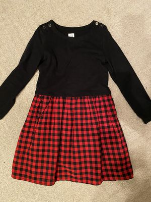 Girls gap Christmas dress size 5 for Sale in Rancho Cucamonga, CA