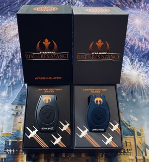 Star Wars Limited Edition MagicBand Set for Sale in Haines City, FL