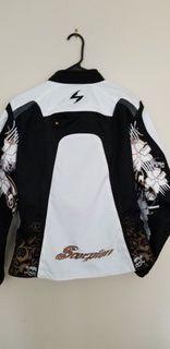 Motorcycle medium jacket and bluetooth helmet for Sale in Tyngsborough, MA