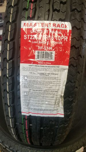 Mastertrack 225/75R15 for Sale in Bryan, TX