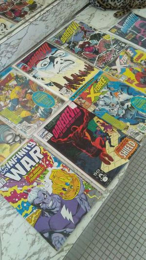 Comic books (marvel) good titles for Sale in Detroit, MI