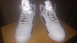 Nike Air jordan 5 retro pro star size 13.excellent condiction. for Sale in Dallas, TX