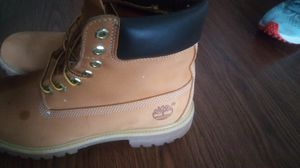 Nice timberland boots 80$ for both best offer pick up only for Sale in Manchester, MO