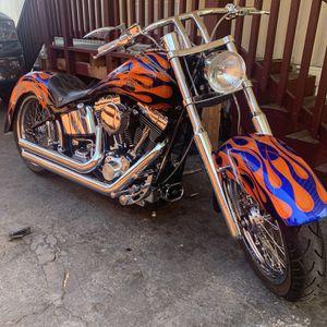 2003 Harley Davidson Fat boy for Sale in Sacramento, CA