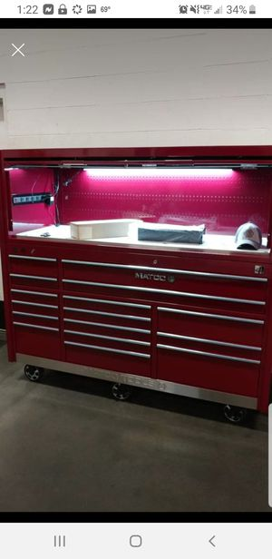 Matco 4S Series - Metallic Burgundy Model # 4325RP for Sale in Joplin, MO