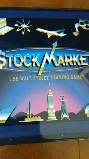 New in box stock market board game for Sale in Aurora, IL