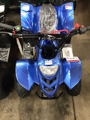 2019 TaoTao 110cc Kids ATVs •Brand New•Full Automatic•Remote Kill Switch• Location Perry MI 48872 for Sale in Perry, MI