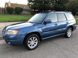 2008 Subaru Forester X for Sale in Sacramento, CA