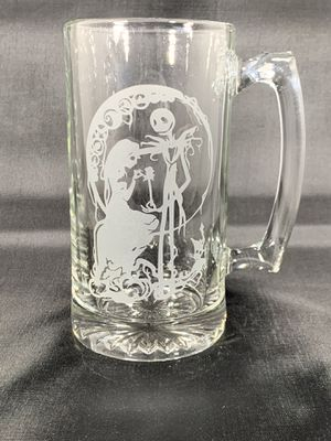 Nightmare before Christmas Frosted Mug for Sale in Chula Vista, CA