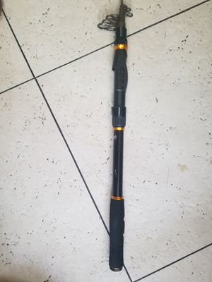 Retractable fishing rod for Sale in Long Beach, CA