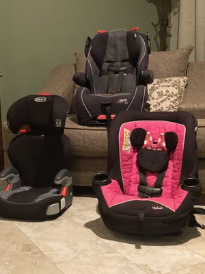 Car seats for sale Minnie Mouse SOLD for Sale in Humble, TX