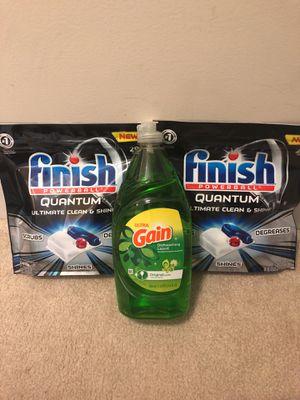 Dishwashing Detergent for Sale in Silver Spring, MD