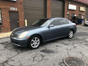 Infiniti g35x for Sale in Fort Washington, MD