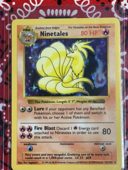 Raw MINT Shadowless Ninetails (Potential 10 BGS) 🔥 for Sale in Tacoma,  WA