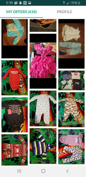 Baby clothes!! Lots to choose from! 6mo-2t! for Sale in Tacoma, WA