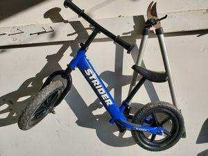Strider balance bike for Sale in Fairfax Station, VA