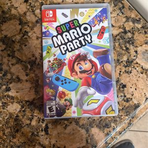 Super Mario Party Nintendo Switch for Sale in Chino, CA
