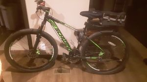21 speed mountain bike with 29 inch tires for Sale in Aiken, SC