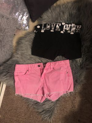 Size medium and small victoria secret clothes for Sale in Salt Lake City, UT