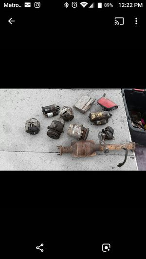 1999-2000 S10 and Chevy cavalier parts for Sale in North Las Vegas, NV