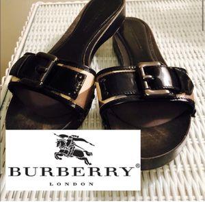 Burberry clogs for Sale in Alexandria, VA