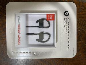 Powerbeats 3 wireless beats by Dre headphones for Sale in Salt Lake City, UT