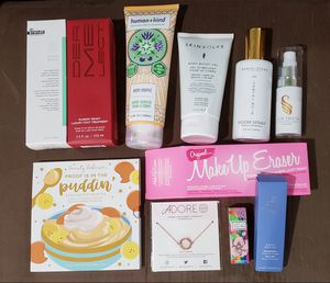 NEW Healthy/beauty items *Buy all or individual for Sale in Hillsboro, OR
