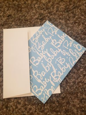 Baby shower invitations for Sale in Oakland, CA