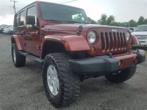 2008 Jeep Wrangler for Sale in Bealeton, VA