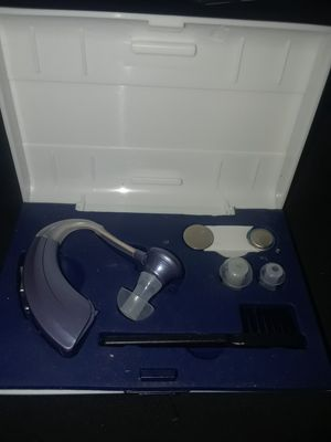 Britzgo Hearing Amplifier/Aid for Sale in Tacoma, WA