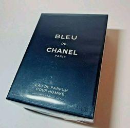 CHANEL BLEU EAU DE PARFUM POUR HOMME for Sale in San Diego,  CA