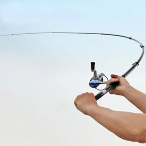 3.6-6.3mCarbon Fiber Telescopic Fishing Rod Portable Spinning Pole Boat Rock Fishing Rod GREAT FATHERS DAY GIFT!!! HIGHER END QUALITY!! for Sale in Sandusky, OH