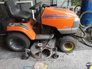 Huqavarna riding mower for Sale in NO FORT MYERS, FL