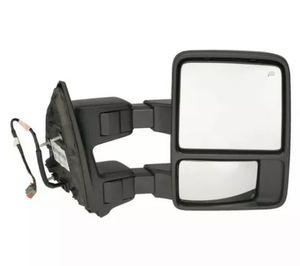 Heated Trailer Tow Mirror Right Passenger OEM 2013 14 15 2016 Ford F-250-550 Super Duty for Sale in Salinas, CA
