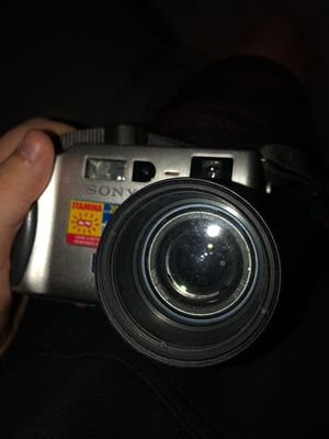 sony camera for Sale in La Vergne, TN