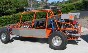 Sand Rail Dune buggy 4 seat, 4.3l v6 & 091 for Sale in Escondido, CA