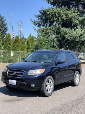 2007 Hyundai Santa Fe Limited Sport Utility 4D for Sale in Tacoma, WA