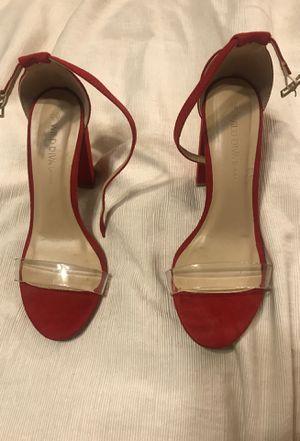Red heels 6/12 ,,7 for Sale in Murfreesboro, TN