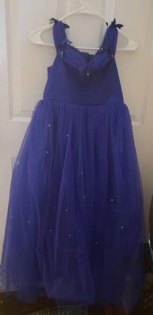 Girls Cinderella Princess Pageant Ball Gowns Kids Tulle Flower Girls Dresses for Sale in San Marcos, CA