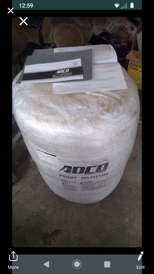 New ADCO Travel Trailer Cover (in original packaging) for Sale in Hemet, CA