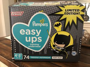 Pampers Pull Ups for Sale in San Diego, CA